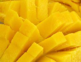 Замороженный манго